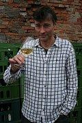 Vinař Baloun reprezentoval svá vína ve Francii.