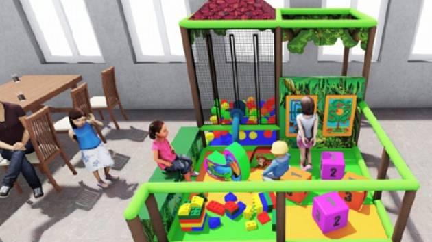Otevřou centrum pro děti