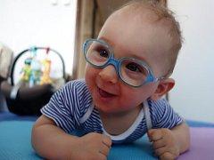 Sbírka pomohla v Hustopečích na Břeclavsku, kde lidé dávali peníze na malého Samuela Jakubíka, který trpí dětskou mozkovou obrnou s přidruženou vrozenou vývojovou vadou mozku.