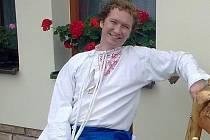 Vinař Vít Dočkal z Bulhar.