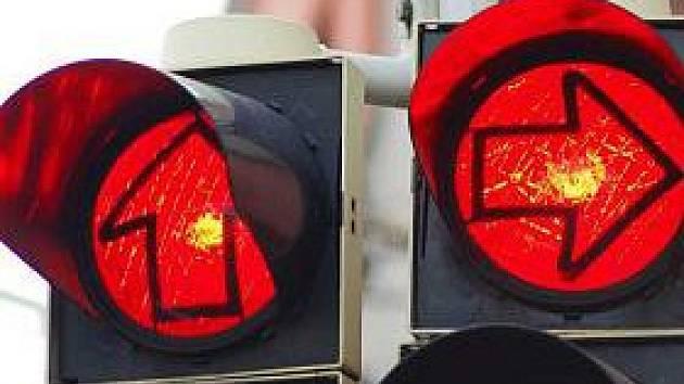 Nové semafory. Ilustrační foto.