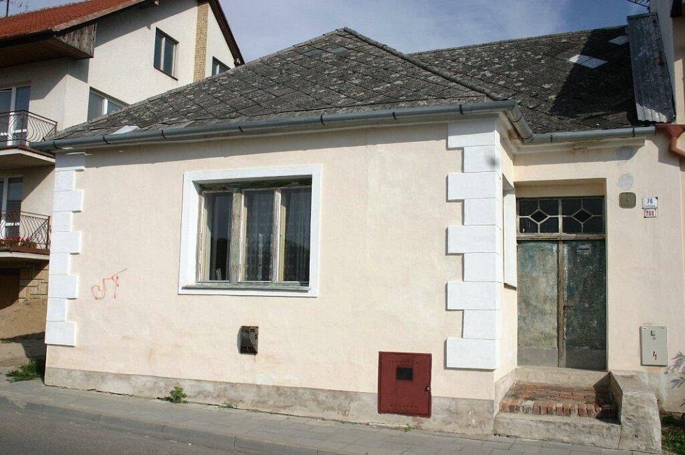 Dům Davida Kolera v Mikulově