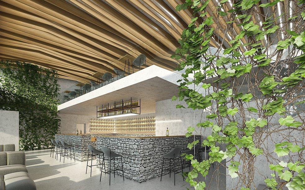 Společnost Volarik Capital plánuje v Mikulově výstavbu Boutique Wine Hotelu. Bude mít zelenou střechu.