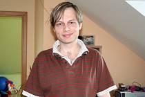 Meteorolog Jan Žurek.
