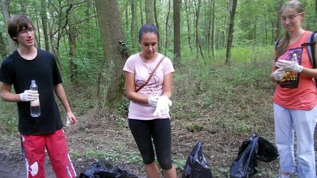 Mladí Břeclaváci se rozhodli, že udělají něco pro sebe i přírodu kolem.