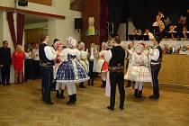 Krojovaný ples si užijí v Němčičkách