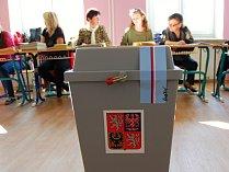 Volby 2018 na jižní Moravě. Ilustrační foto.