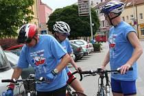 Bojovat prevecí a sportem proti drogám chtějí pořadatelé sedmého ročníku Cyklo–běhu za Českou republiku bez drog.