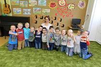 První B. třídu na Masarykově škole v Lanžhotě učí Iva Kocmánková.