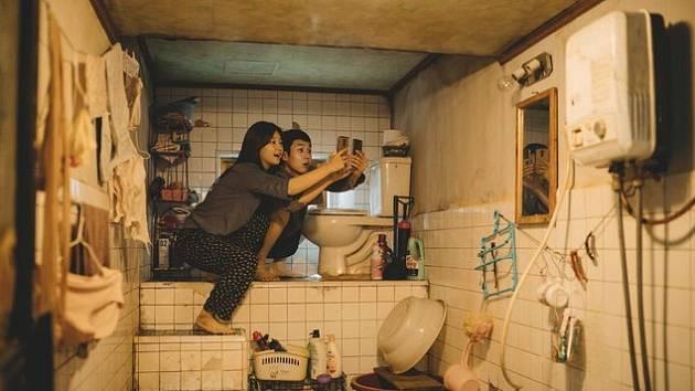 V Koruně promítnou jihokorejský film Parazit