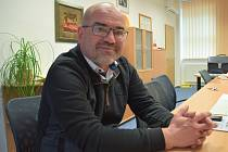 Rakvický starosta Radek Průdek