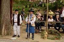 Starovické vinobraní zve na burčák i folklor