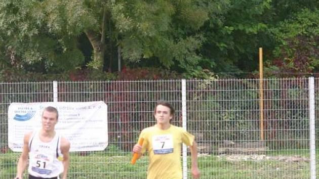 středoškolský atletický pohár