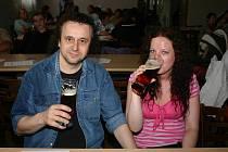 Pivní slavnosti ve Staré Břeclavi.