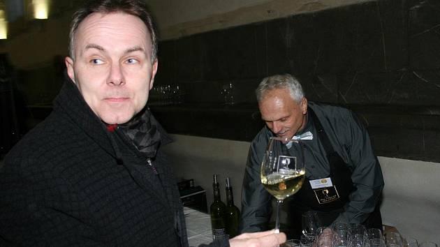Salon vín - ilustrační foto.
