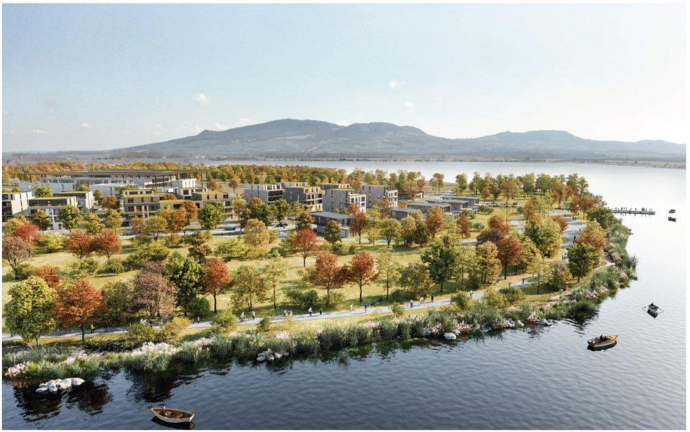 U Pasohlávek vznikne i čínský lázeňský komplex. Hotovo by mělo být do roku 2026.