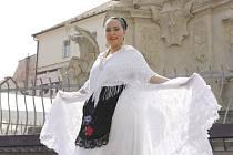 V Mikulově se konal folklorní festival Sousedé.