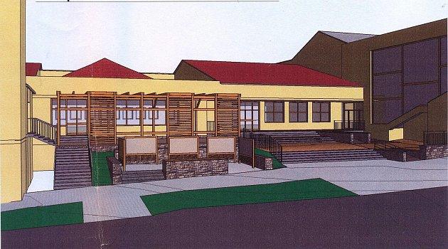 Kulturní dům ve Velkých Bílovicích čeká od patnáctého srpna poslední část oprav. Svou tvář mění už od roku 2010.