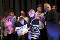 Díky tanečníkům se vybralo neuvěřitelných sto dvacet tisíc korun.