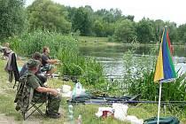 Napínavé představení nabídly tradiční závody Grand Prix Včelín 2011, které na břeh rybníku Včelín přilákaly téměř šedesát rybářů ze všech koutů České republiky, ale také Slovenska.