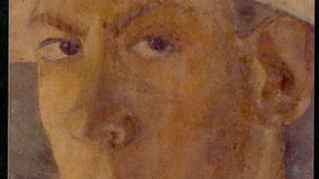 Autoportrét Miloše Borii