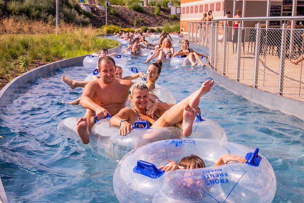 V Aqualandu Moravia se letos zvýšila návštěvnost o deset procent.