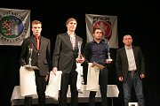 Už podesáté se do boleradického divadla v sobotu sjela fotbalová smetánka z celého Břeclavska.
