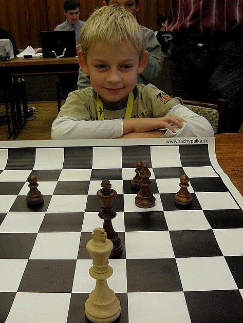 Šachový turnaj v Břeclavi.
