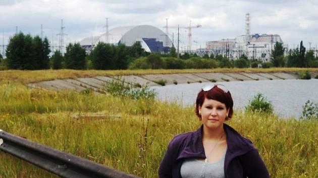 Lucie Pyskatá se chystá do Černobylu podívat i podruhé.