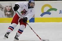Břeclavský zimní stadion hostí hokejovou reprezentaci do 18 let vedenou Jakubem Petrem.