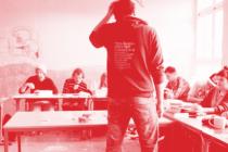 Dokument Rebeská střední v Berlíně promítnou v knihovně