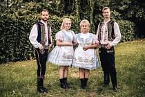Dechová hudba Lácarnka natočila k pětačtyřiceti letům svého trvání nové album. Foto: archiv kapely