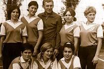 Lokomotiva Břeclav - ženy 1968