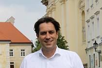 Operní zpěvák Martino Hammerle-Bortolotti si zamiloval Valtice.