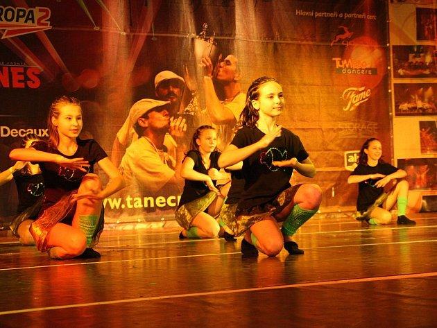 Břeclavská taneční skupina Actiwity DC.