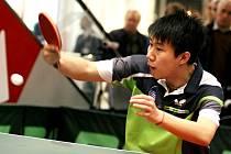 Hvězdou nového hustopečského celku bude pětadvacetiletý Bai-he, slovenský reprezentant čínského původ.
