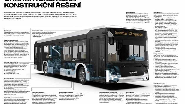 Břeclavany sveze nejmodernější autobus v zemi.