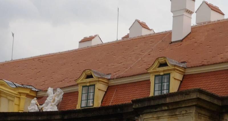Kroupy ve Valticích.foto: se svolením Marka Babisze