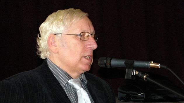 Senátor za břeclavský okres Jan Hajda.