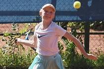 Slovácký tenisový klub Břeclav hostil turnaj mladších žákyň