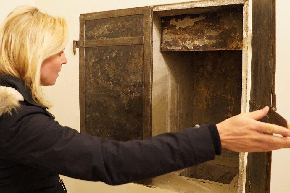 Valtický zámek má nový prohlídkový okruh. Knížecí byt: Apartmán Františka I. z Lichtenštejnu.
