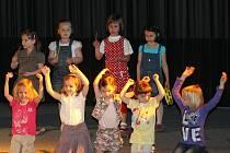Výroční koncert břeclavské hudební školy Yamaha.
