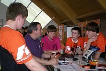 Studenti druhého ročníku břeclavské průmyslové školy Edvarda Beneše uspěli s Formulí 1.