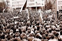 Listopad 89' v Břeclavi
