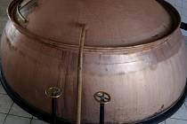 Pivovar, varna. Ilustrační foto.