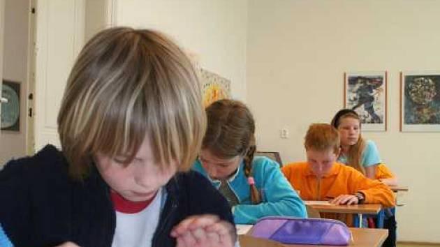 Dostat se na osmileté gymnázium  není hračka. V Břeclavi se letos přihlásil dvojnásobek přijímaných.