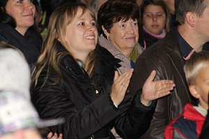 Foret, Bagárová i vojáci vystoupili pro nemocné děti. Výtěžek je 47 tisíc