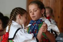 Dětský mezinárodní festival v Hlohovci.
