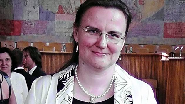 Lydie Izakovičová se může pyšnit druhou prefesurou.
