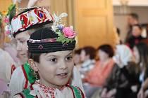 Kroje z regionu Podluží i ty ze Slovenska byly k vidění na devatenáctém dětském krojovém plese ve Staré Břeclavi. Sál tamního kulturního domu v neděli odpoledne zaplnili malí folkloristé, jejich doprovod a další návštěvníci.